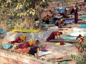 Rytuały Tybetańskie – ćwiczenia, które odmłodzą w Tobie ciało i ducha