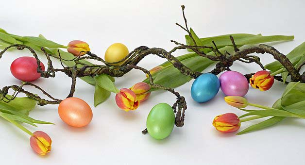 Wielkanocne  warsztaty florystyczne