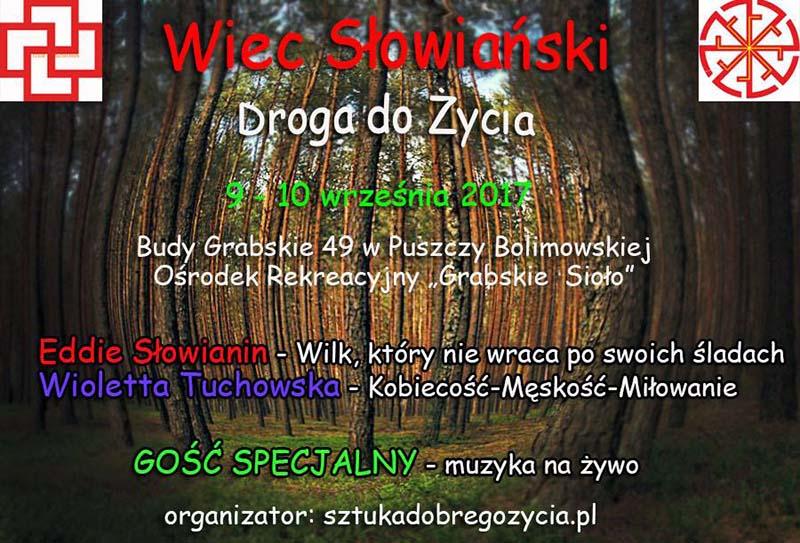 Słowiański Wiec – Droga do Życia