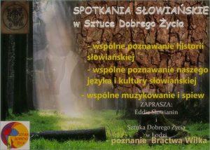 Słowiańskie Spotkania @ Łódź, ul.Sienkiewicza 61