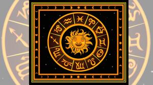 Mandala astrologiczna @ Łódź, ul.Sienkiewicza 61