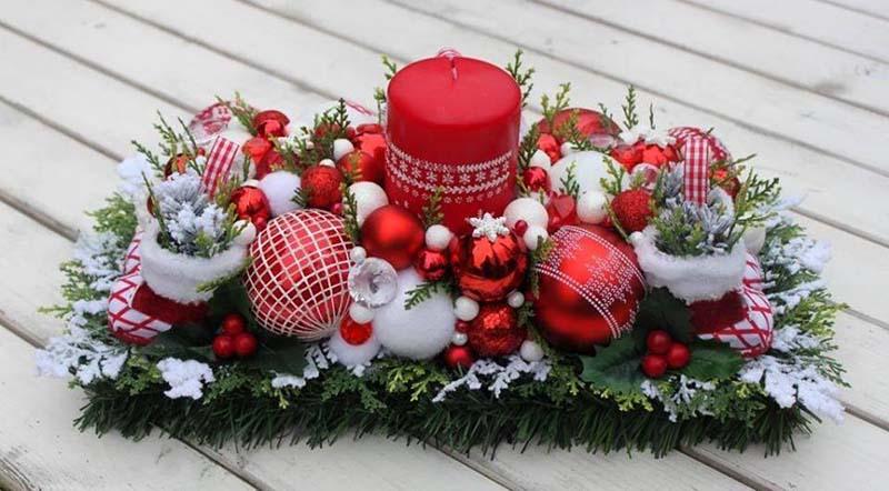 Wianki  Świąteczne
