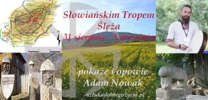 Słowiańskim Tropem – wracamy na Ślężę @ sulistrowice