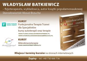 Funkcjonalna Terapia Trzewi - Starosłowiański Masaż Brzucha –  w teorii i praktyce @ Łódź, ul. Sienkiewicza 61