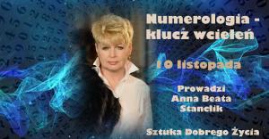 Numerologia - klucz wcieleń @ Łódź, ul. Sienkiewicza 61