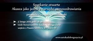 Akasza jako jedno z narzędzi samouzdrawiania @ Łódź, ul. Sienkiewicza 61
