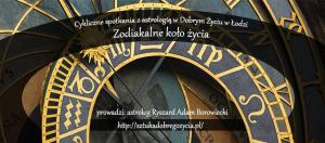 Zodiakalne koło życia @ Łódź, ul.Sienkiewicza 61