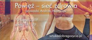 Powięź – sieć zdrowia @ Łódź, ul. Sienkiewicza 61