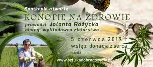 Konopie na Zdrowie @ Łódź, ul. Sienkiewicza 61