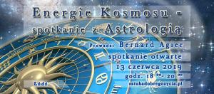 Energie Kosmosu – spotkanie z Astrologią @ Łódź, ul. Sienkiewicza 61