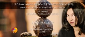Uzdrawiająca praca z podświadomością – poznaj swojego wewnętrznego lekarza @ Łódź, ul. Sienkiewicza 61