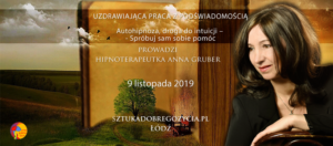 Autohipnoza, droga do intuicji – Spróbuj sam sobie pomóc @ Łódź, ul. Sienkiewicza 61