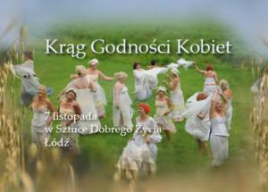 Krąg Godności Kobiet @ Łódź, ul. Sienkiewicza 61