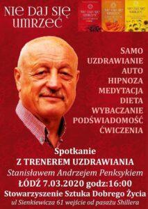 Nie daj się umrzeć @ Łódź, ul. Sienkiewicza 61