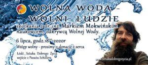 Wolna Woda - Wolni Ludzie @ Łódź, ul. Sienkiewicza 61