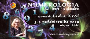Kurs Numerologii @ Łódź, ul. Sienkiewicza 61