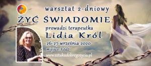 Żyć Świadomie @ Łódź, ul. Sienkiewicza 61