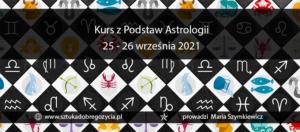 Kurs z podstaw astrologii @ Łódź, ul. Sienkiewicza 61