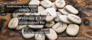 Kurs - Wróżenie z Run @ Łódź, ul. Sienkiewicza 61